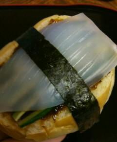 寿司サンドイッチ23