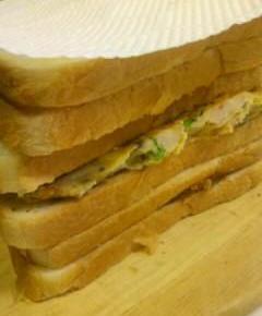 アイディアサンドイッチ三種25