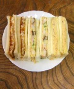 アイディアサンドイッチ三種26