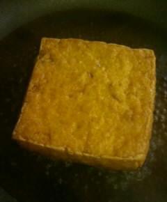 揚げ豆腐丼8