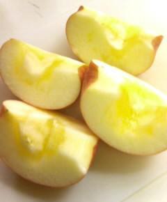 リンゴトースト2
