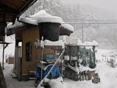 午後の雪2