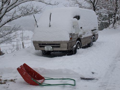 雪のよきかな号