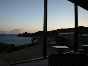 タラサ志摩ホテル&リゾートの朝