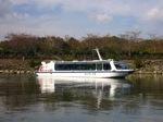 2恵那峡ジェット船