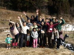 13集合写真2011極寒コース