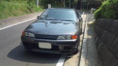 BNR32 GT-R Front