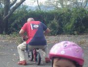 夏鈴・自転車の練習 1 008