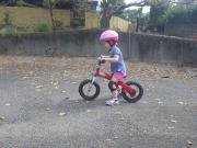 夏鈴・自転車の練習 1 005