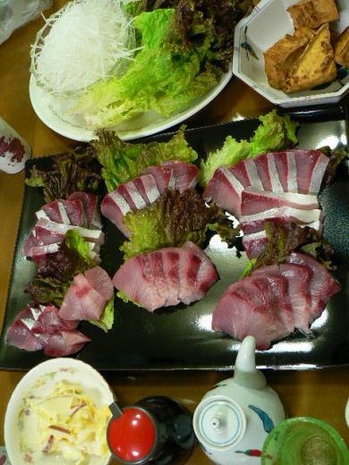 2009年12月2日夕食