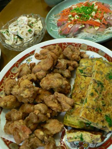 2010年1月2日夕食