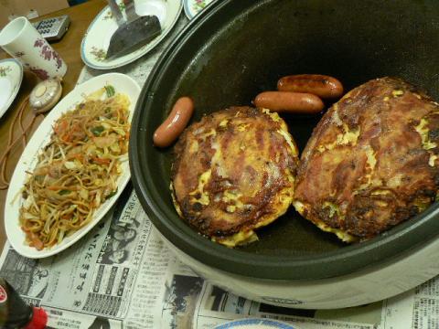 2009年12月6日夕食