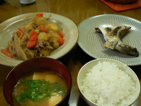 2009年12月11日夕食