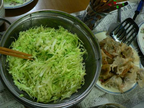 2009年12月20日夕食