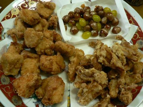 2009年12月25日夕食