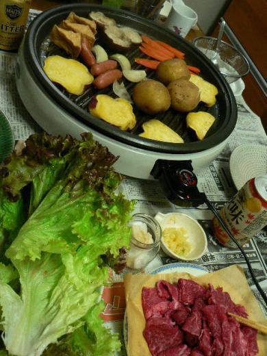 2009年11月29日夕食