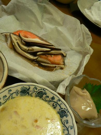 2010年11月24日夕食