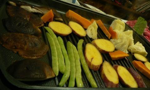 2010年11月25日夕食