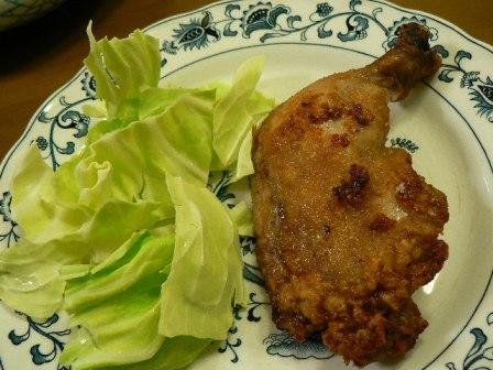 2010年11月26日夕食