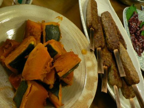 2010年11月28日夕食