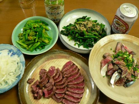 2010年12月5日夕食