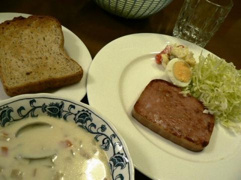 2010年12月9日夕食