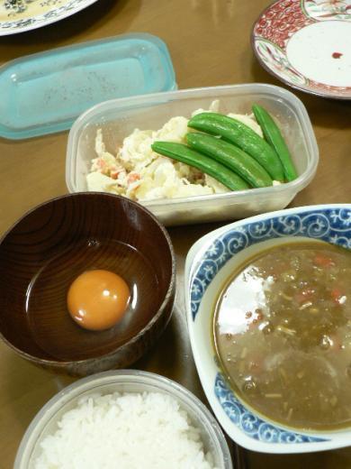 2010年12月28日夕食