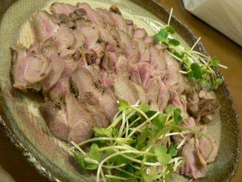 2011年1月2日夕食