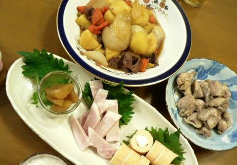 2011年1月4日夕食