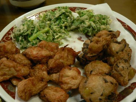 2010年1月9日夕食