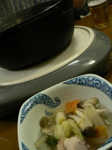2011年1月30日夕食
