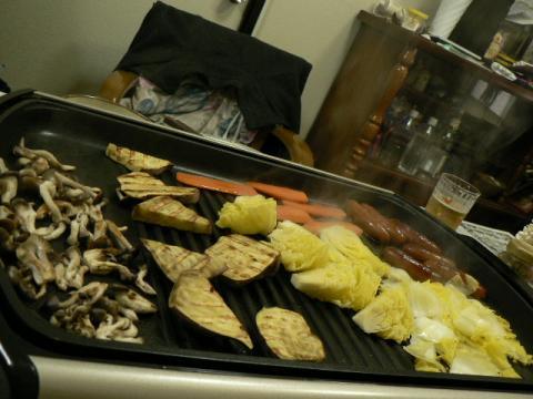 2010年2月10日夕食