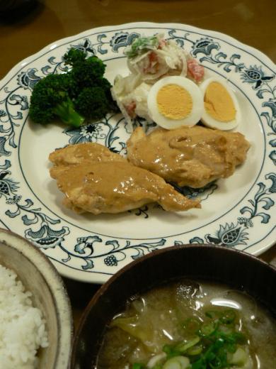 2011年2月11日夕食