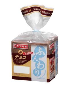 チョコ食パン