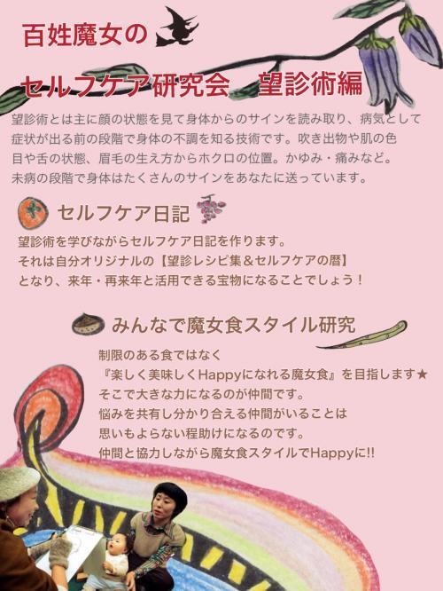 【縮小】サイズ500望診魔女研フライヤー