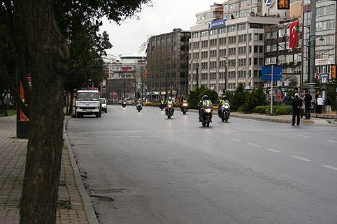 バイク集団