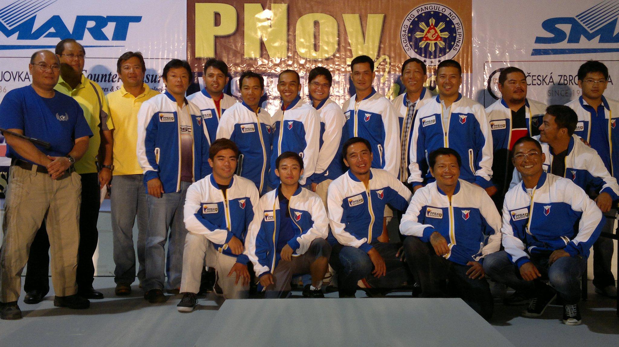 フィリピン代表選手