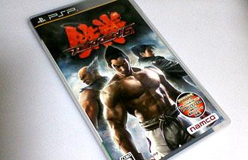 PSP版鉄拳6