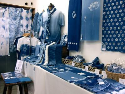 藍染め商品