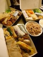台湾旅行 1日目 夕食 素食