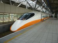 台湾旅行 3日目 新幹線