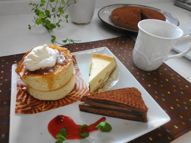 2ケーキセット