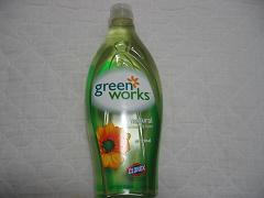green workd