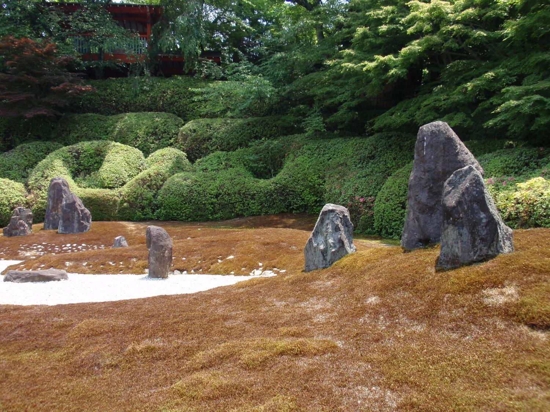 光明院・庭園4