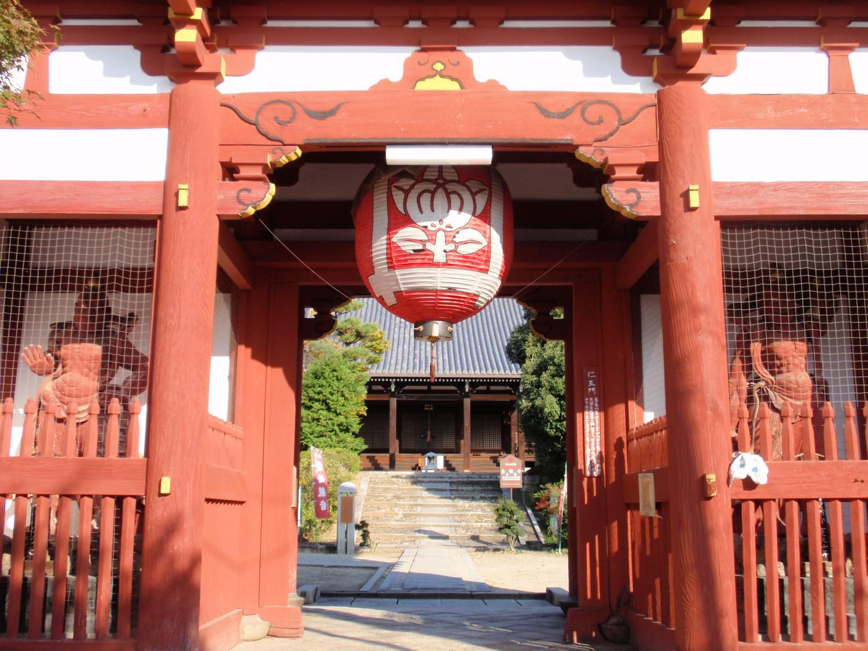 宝塔寺・仁王門2