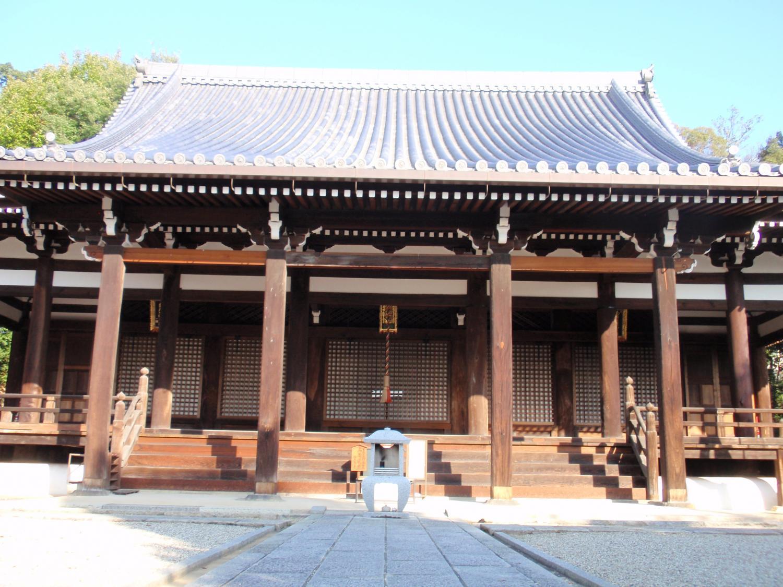 宝塔寺・本堂