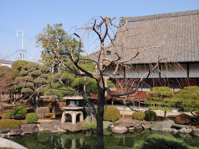 東寺・小子房庭園
