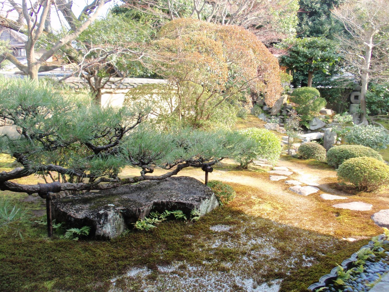 慈照院・庭園