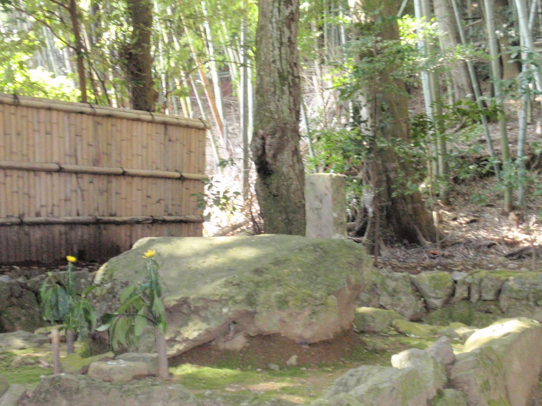 地蔵院(竹の寺)・宗鏡禅師の墓