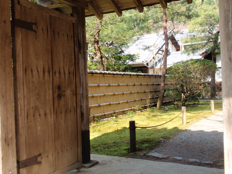 地蔵院(竹の寺)・方丈